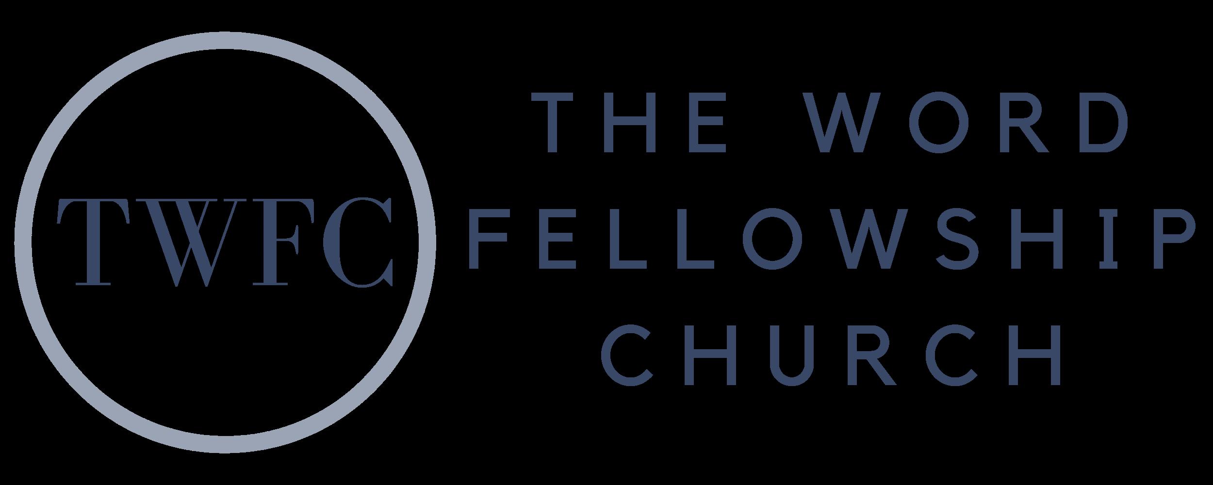 The Word Fellowship Church (TWFC) Logo (Large)
