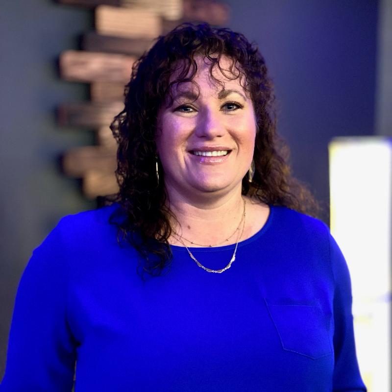 Jennifer Garcia, The Word Fellowship Church (TWFC) Worship Leader